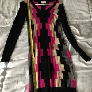 Milly lightweight sweater dress size P